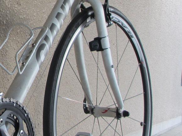 自転車とスピードで楽しい