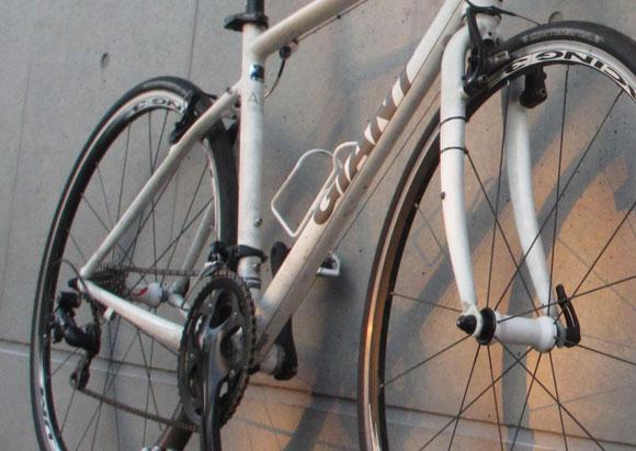 自転車でスピードを出さなくても楽しい
