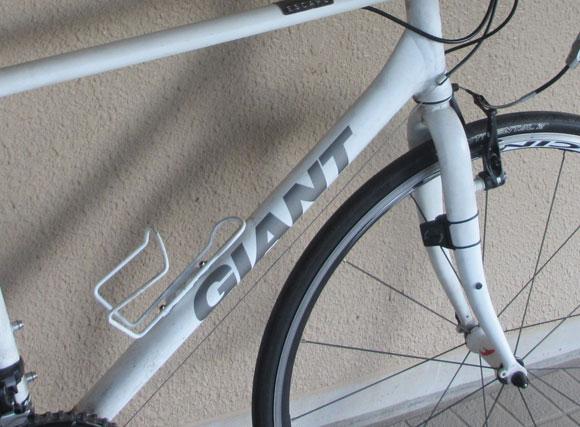 自転車で無理にスピードを出さない