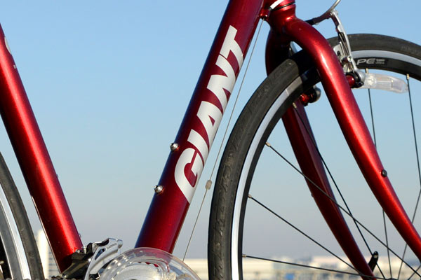 自転車メーカーのGIANTはスゴい!