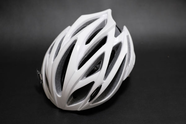 キノコ頭にならない評判のヘルメット