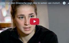 Femke van den Driessche選手のメカニカルドーピング関連の動画