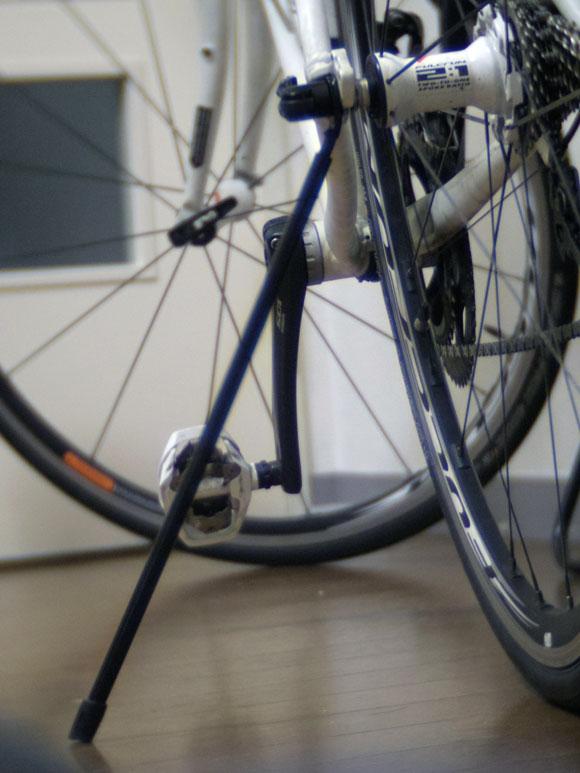U-LIXのUL-Q4M 自立する自転車スタンド
