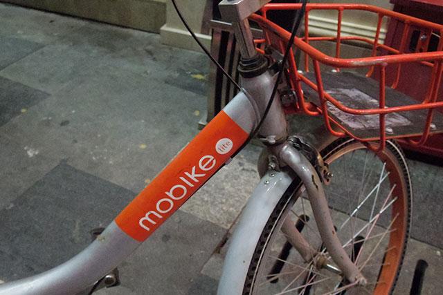 日本で自転車シェアリングに参入している企業など