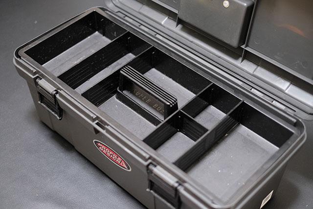 工具・ツールの収ボックス