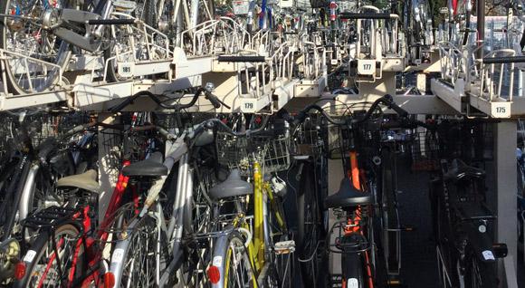 東京の自転車事情:駐輪場が有料