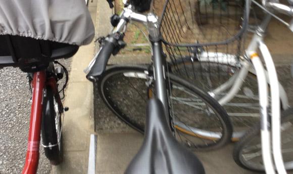 東京の自転車事情:自転車の数が多い
