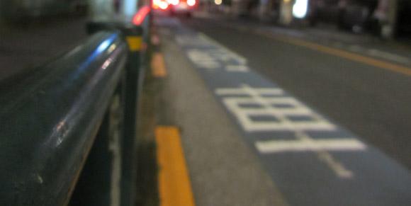 自転車専用道路が多い