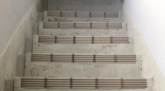 自転車の日常トレーニングに階段上り