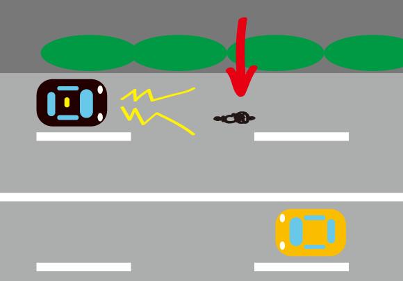 自転車は路肩を走れ!は間違いだけど端を走ろうな