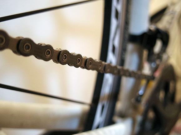 自転車チェーン清掃の基本