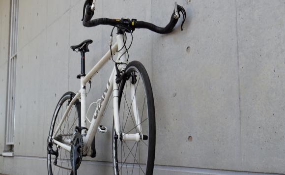 クロスバイクのスピードアップ