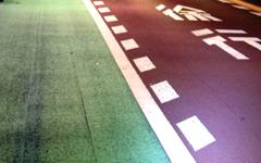 道路の色の意味を調べて驚いた