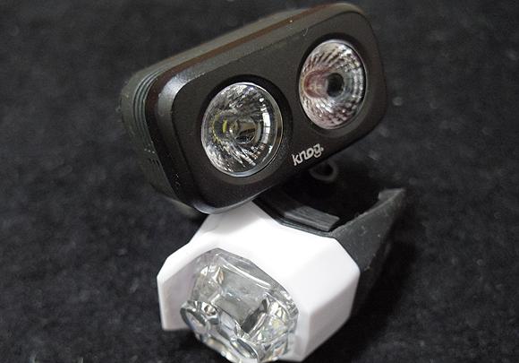 自転車用ライトの電池はバッテリー式が良い