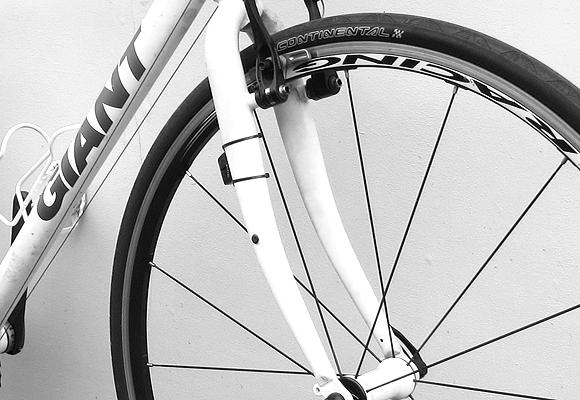 ロスバイクのタイヤとホイールの交換の背中を押す魔法の言い訳