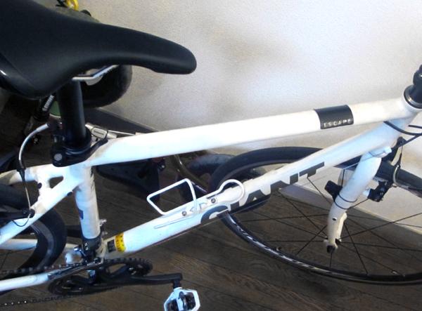 ロードバイクやクロスバイクは室内保管がベスト!