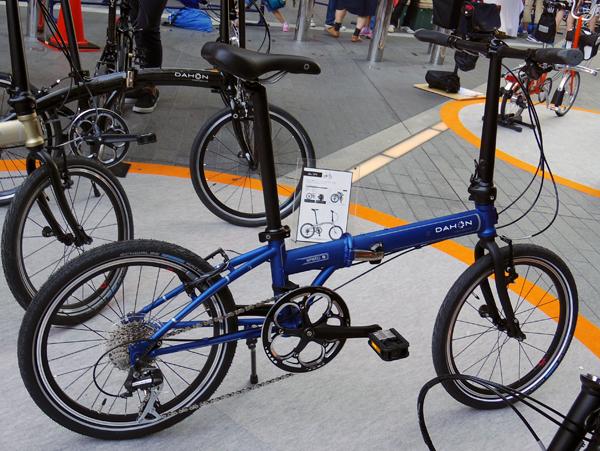 折りたたみ自転車を考えてみる
