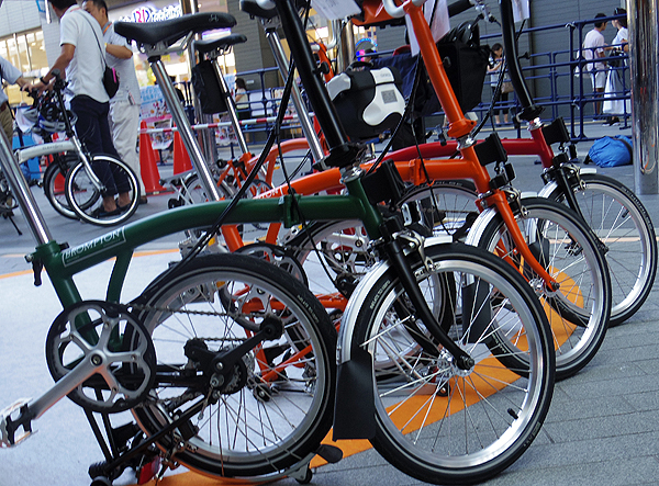 折りたたみ自転車ミニベロの有名メーカー