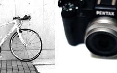 自転車とカメラの意外な共通点