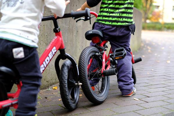 スムーズに補助輪無しの自転車に乗れる理由と乗れない理由まとめ
