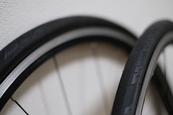 通勤・通学・街乗りに最適でスポーツバイク向きな自転車用タイヤ