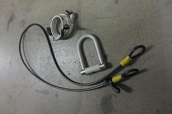 自転車の鍵の持ち運び方いろいろ