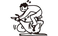 ロードバイク指向なフィットネスバイクを探す