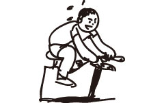 バイクエクササイズのスピニングについて調べてみた