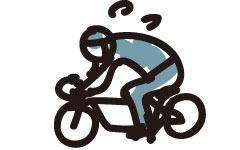 自転車の法定速度って時速何キロ?