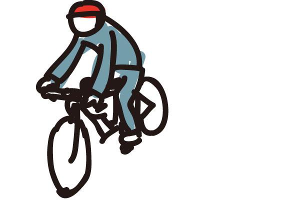 自転車の最高速度まとめ