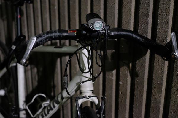 Teyimoのタッチ型自転車ライトの試用レビュー