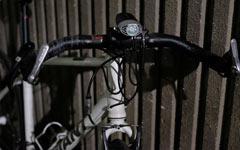 クロスバイクやロードバイクで使える格安フロントライトの試用レビュー