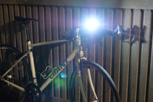 Teyimoのタッチ型自転車ライトの試用レビューまとめ