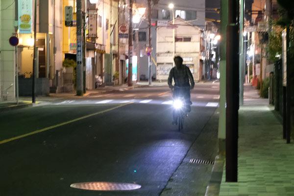 自転車マナーは向上したか?