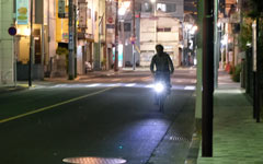 道路交通法改正で自転車マナーは向上したか?