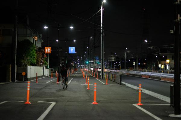 真夜中のサイクリングのメリットとデメリットのまとめ