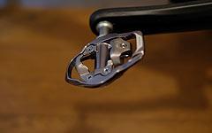 シマノのロード用片面SPDペダルPD-A600のレビュー