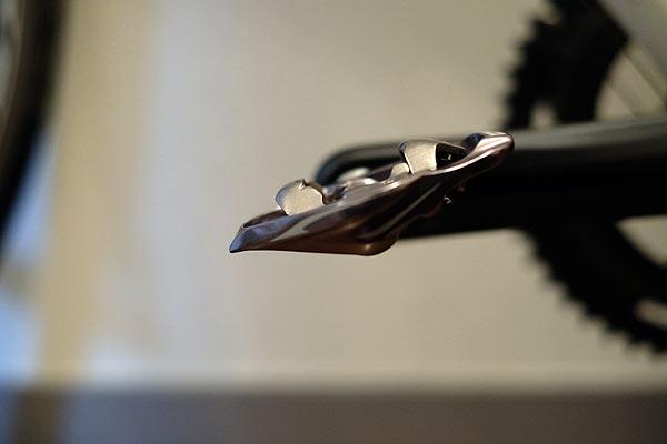 シマノの片面SPDペダルのPD-A600の感想