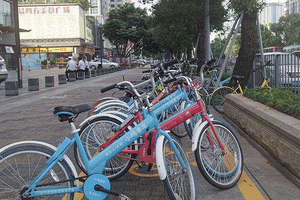 自転車シェアリングサービスのまとめ