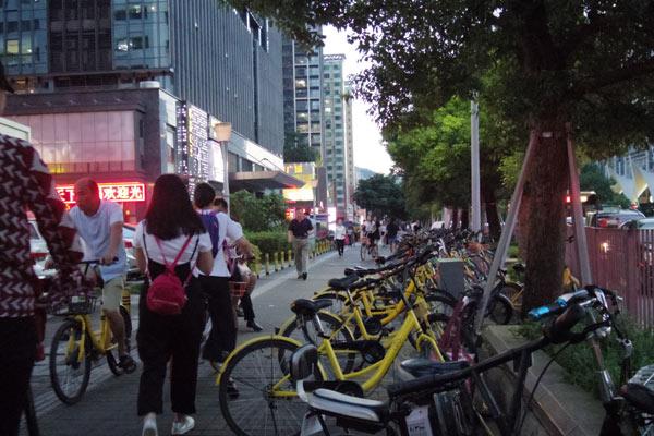 中国深センの自転車事情まとめ