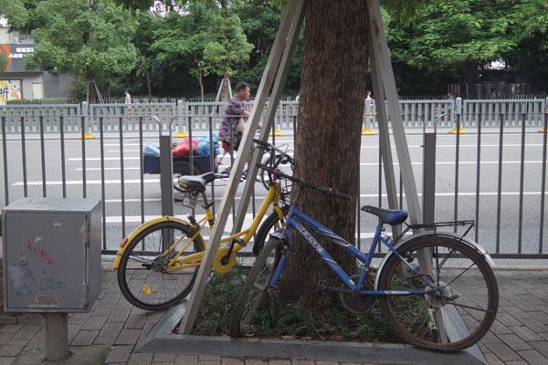 中国深圳のスポーツバイク