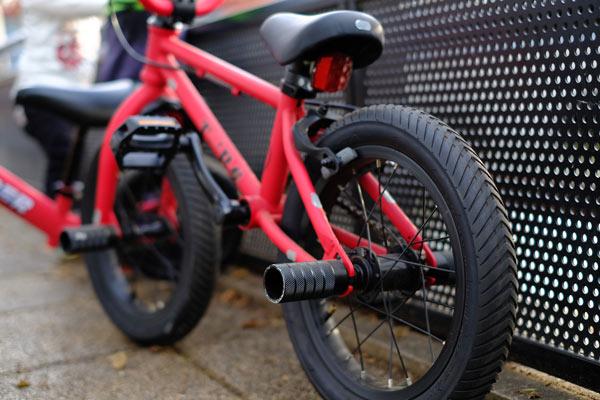 子供の性格や運動神経と自転車の関係