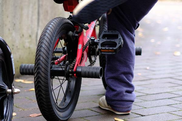 自転車のおすすめの練習方法