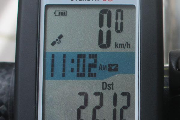 GPS機能付きサイクルコンピューターのメリット