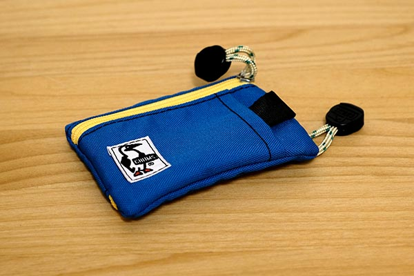 自転車用の財布と日常用の財布を同じにするためにできる工夫