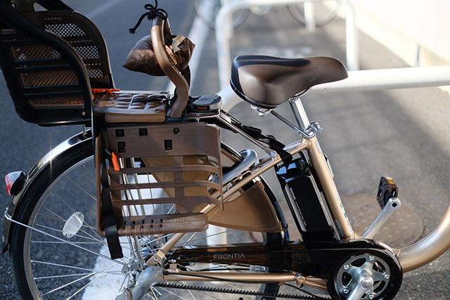 電動アシスト自転車はメチャクチャ重たい