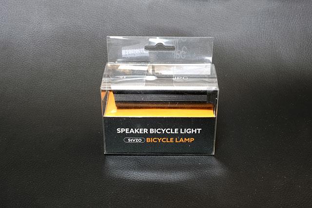 中華製の激安自転車ライト