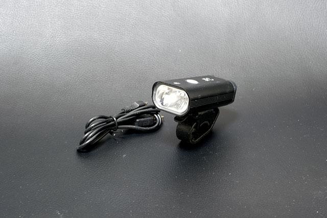 中華製の自転車ライト