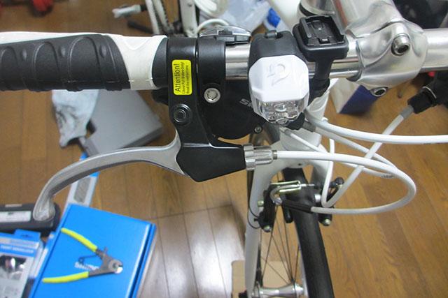 僕のクロスバイクのGIANT ESCAPE Airを確認してみる