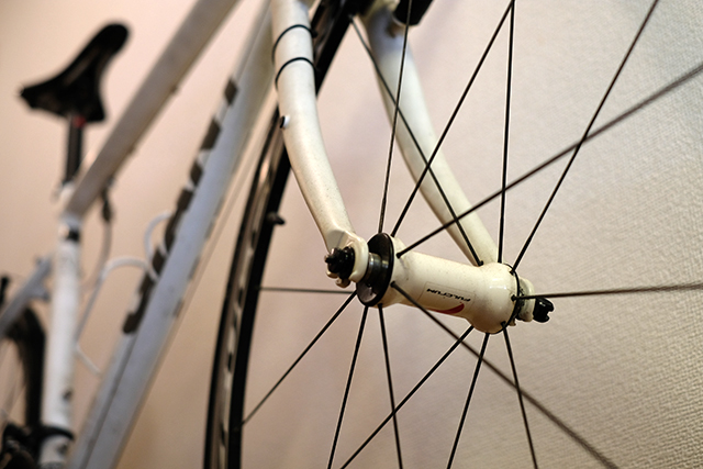 クロスバイクのカーボンフォーク化に関する調べ物まとめ